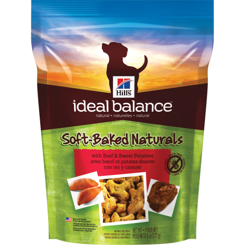 ideal Balance treat food for dog